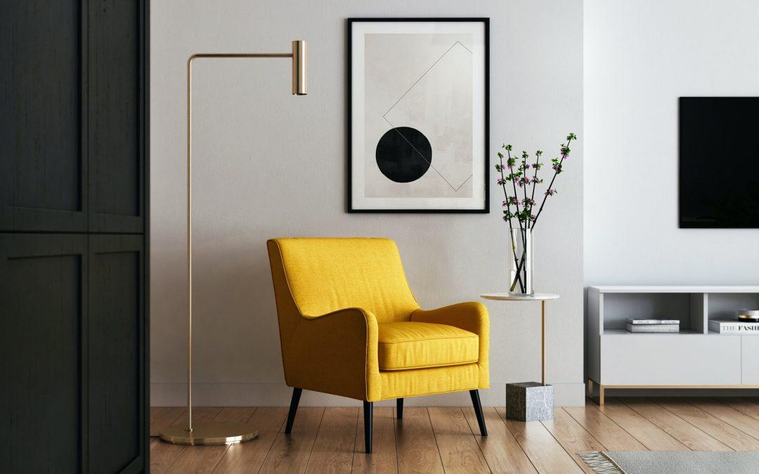 5 stijlen voor interieurstijlen populair in 2020