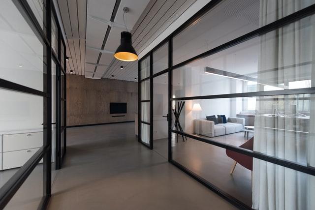 interieurs voor organisaties