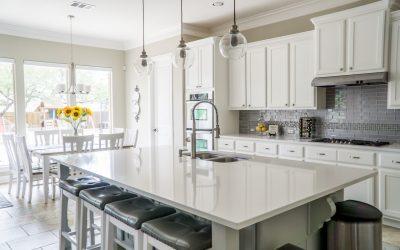 Is de keuze voor een witte keuken interessant of niet?