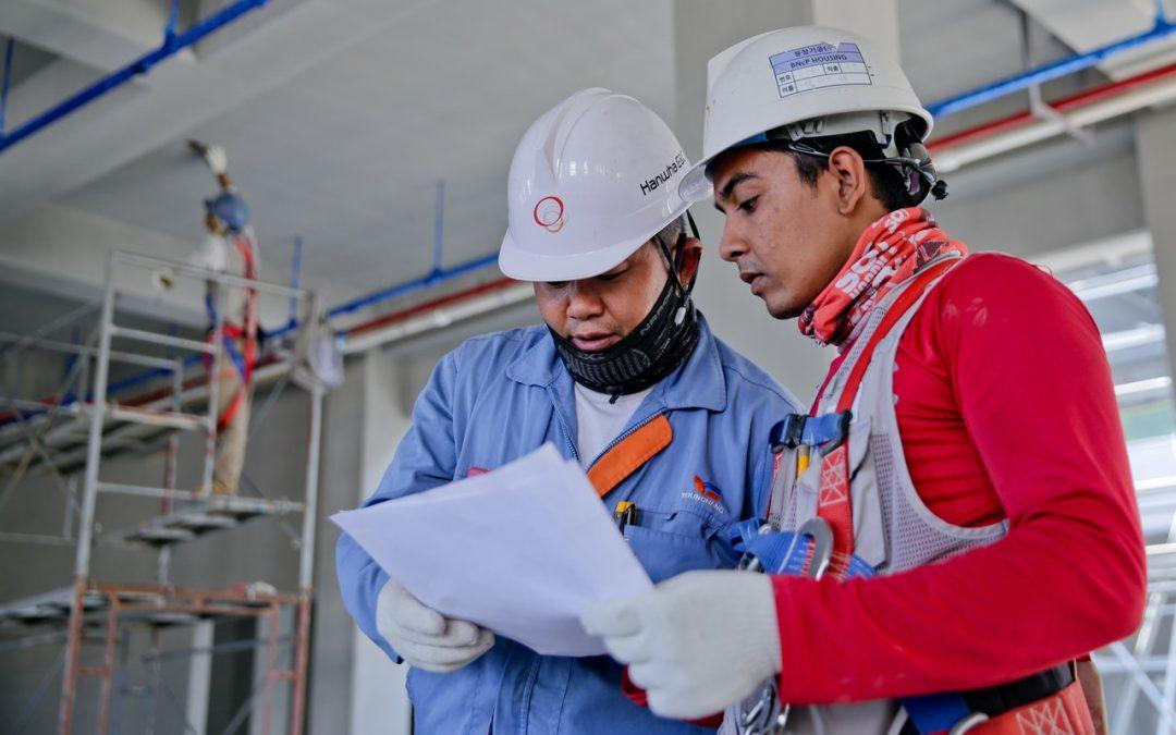 Veilig werken in de bouw dan haal je certificaten binnen
