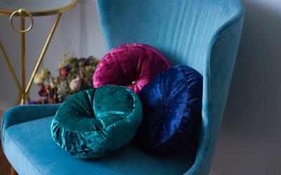 Zo blijven Velvet stoelen mooi!